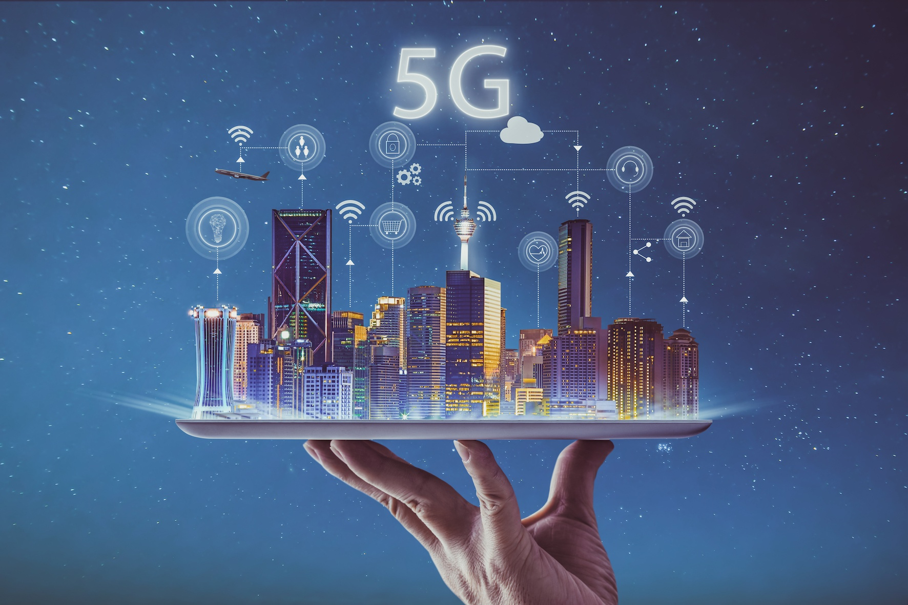 5G connectivity